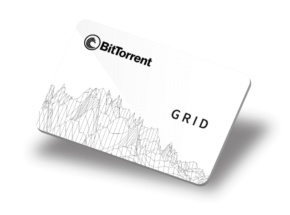 BitTorrent card