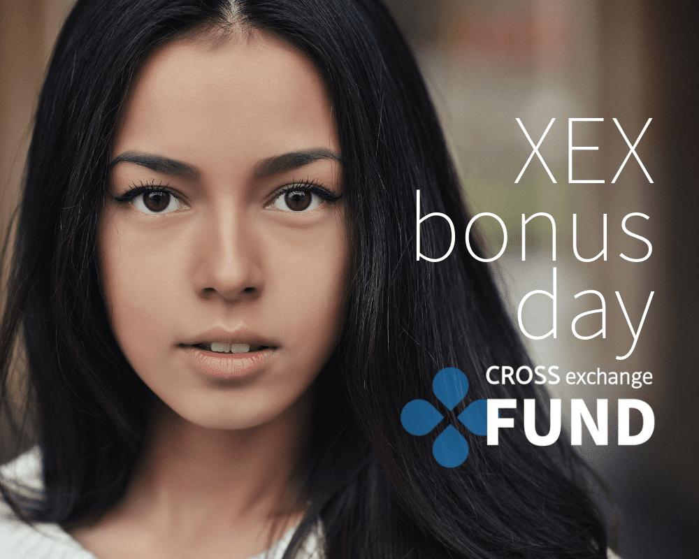 XEXホルダーボーナスの発表