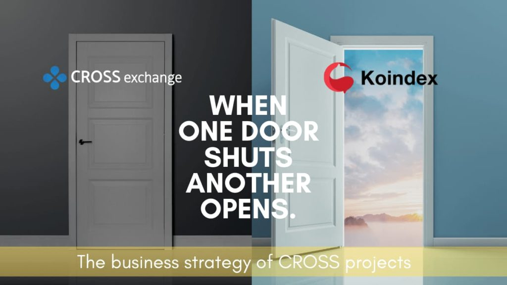 The business strategy of CROSSexchange.