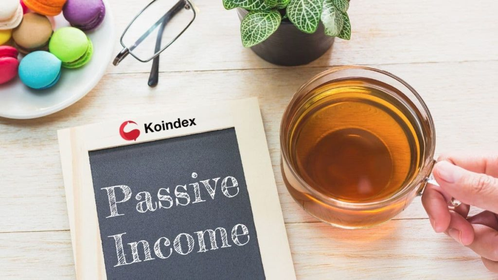 koindex passive income